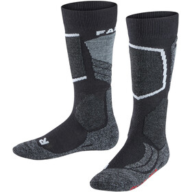 Falke SK2 Socken Kinder black/mix